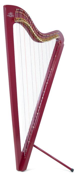 Elektrická Paraguayská harfa