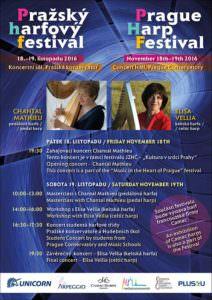 Pražský harfový festival