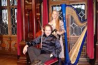 Duo harfa – violoncello
